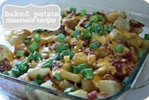 Side Dishes {Recipes}