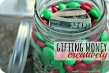 DIY Gift Ideas / Ideas & suggestions for handmade gifts that are functional while being budget friendly!