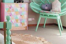 Nursery Inspiration and Ideas / by Amy Watson