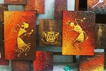 Tribal Art & Crafts / Checkout for more tribal art and crafts
