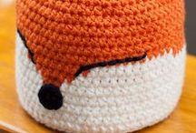 Crochet Works / Different styles of handmade crochet works.