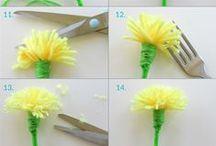 DIY Craftworks / A wide range of handmade craft work ideas.
