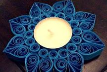 Creative Candle Holders / Variety and unique designs of candle holders..