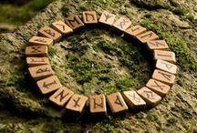 Runes - stones of knowledge