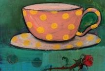 Tea / Tea and art by Robin Maria Pedrero - website - http://robinmariapedrero.com/