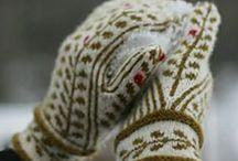 Knitting & Crochet / by Jennifer Littlejohns