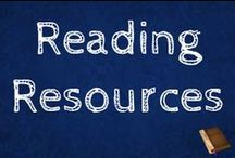 Reading Resources / Good ideas, games and other engaging activities!