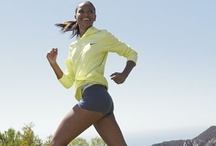 I Work Out!  / Run like a girl and kick butt!  / by Nordstrom Cerritos