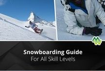 Expert Advice for Snowboarding / Skateboarding / Surfing / A collection of the best how-to's to help you start, enhance or master your skating, boarding or surfing abilities. Be inspired from all the different ways you can use your skills! / by MentorMob