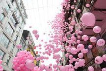 Stuff I Like / I'd like everything to be pink.