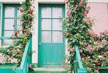 Doors, Portals, Gates & Passageways..... / by Laura Aiken