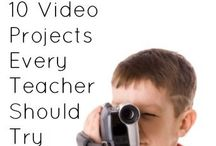 EdTech ☼ Video, Youtube, Screencasting, Podcasting, Skype / Examples of how to use video in the classroom. Ideas for creating and using screencasts/podcasts, Skype, and Youtube.  / by Corrina Gideon