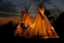 Creek Indian Heritage