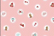 Mini Bunting Fabric / by Jennifer Shin