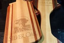 Custom Engrave Cutting Boards / Our sampling of our recent work on our custom engraved cutting boards.  Great ideas, unique and fabulous!