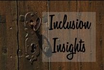 Secondary Inclusion Insights / Differentiation, Interventions, Scaffolding, Outlines, Frames, Behavior systems, Accommodations, Modifications and More!