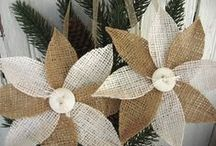 Holiday Decor Ideas / Great ideas I got stumbling around the internet.  Mostly DIY which I absolutely love!