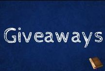 Giveaways! /  From all across the teaching blogosphere!