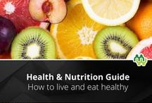 Expert Advice: Food & Nutrition / MentorMob enables you to find the best diet and nutritional information to lead a healthier life.