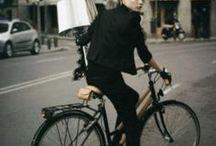 Wardrobe | On wheels / Bike style adorations