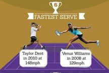 Tennis Infographics / Tennis only infographics