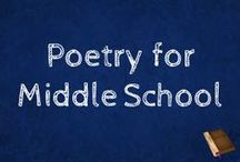 Poetry for Middle School