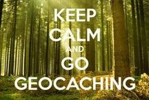 Geocaching sayings