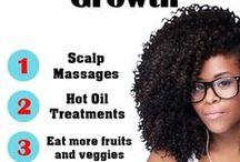 Healthy Natural Hair