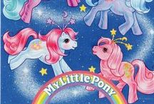 My Little Pony / Ponies make me ridiculously  happy
