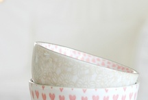 I have a thing for Bowls & Baskets :) / by Ann Doheny Pastorella