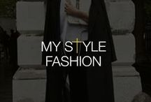 My Style, Fashion / by Katie Design