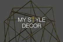 My Style, Decor / by Katie Design