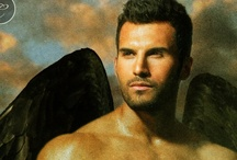 Building a Book--NOBODY'S ANGEL / Storyboard for the 1st PNR novella in the EARTH ANGELS series, by Stacy Gail~Release date: Jan. 21st, 2013 from Carina Press