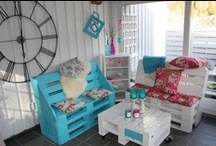 recycle/ upcycle (pallets etc.)