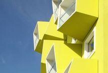 Buildings & Windows / by Esperanza Gonzalez