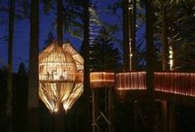 Look! Up in the Sky! / The ultimate in next level accommodations