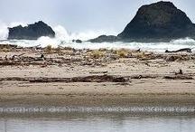 Pacific North-West (Oregon & Washington)