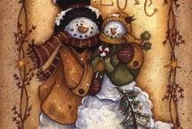 I Love Snowmen / by Ann Doheny Pastorella