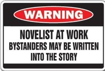 No Wrong in Writing / I write so my head won't explode.