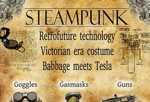 All Things Steampunk