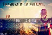 Expat & Travel  / Expat and Travel board for Girl Gone International