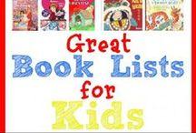 Books - Theme/Skill/List / by Holly Edwards