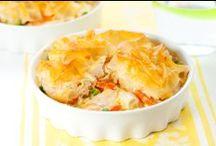 Winner, Winner, Chicken Dinner! / All the wonderful ways to cook with chicken!
