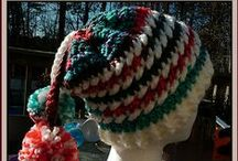 Hats, Scarves & Other Wearables / Crochet