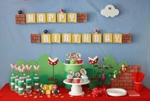 Children's Themed Birthday Parties / Themed birthday party ideas for children