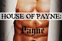 Building a Book--HOUSE OF PAYNE: Payne / Part of INKED Contemporary/Erotica Romance Collection with Jade C. Jamison, Jo-Anna Walker, Scarlett Metal and K. Pinson.