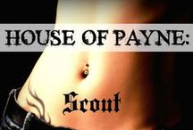 Building a Book--#2 HOUSE OF PAYNE: Scout / Book 2 in the House Of Payne series