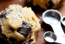chocolate chips + flour + sugar = awesome / by Jess Neumann