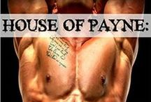 Building a book - #4 HOUSE OF PAYNE: RUDE / Book four in the House Of Payne Series/Book One in TBD series crossover