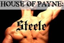 Building a Book--#5 HOUSE OF PAYNE: STEELE / 5th book in the House of Payne series--Steele and Essie